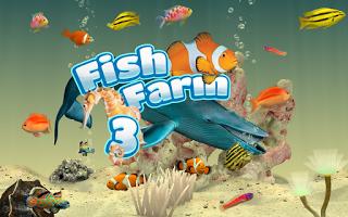 Download Game Fish Farm 3 Mod Apk v1.1.7180 (Unlimited Gold)