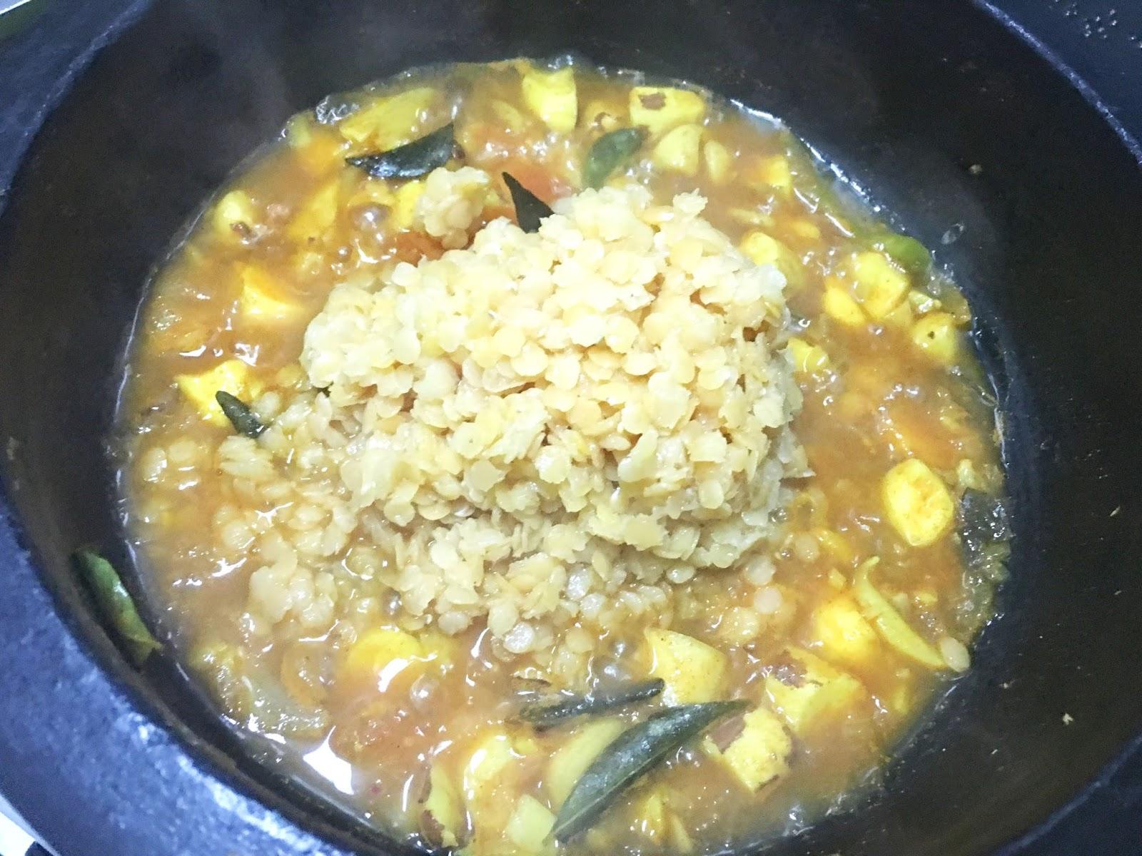 how to make jackfruit seed curry
