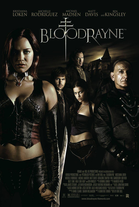 Bloodrayne 1 2005   DVDRip Latino HD Mega 1 Link