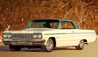1964 Chevrolet Impala SS Front