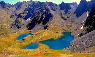 Kaçkarlar da Görülmesi Gereken Doğa Harikası Yer   Tatos Gölleri