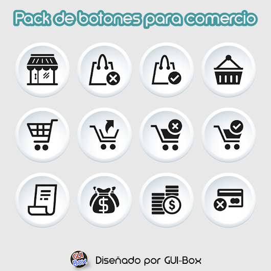 Iconos para e-commerce