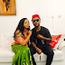 """My Twin"": Oritse Femi and His Wife, Nabila Wow In Traditional Attires (Photos)"