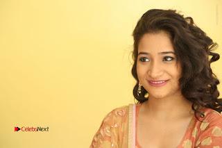 Telugu Actress Santoshi Sharma Latest Stills in Salwar Kameez at HBD Movie Teaser Launch  0127.JPG