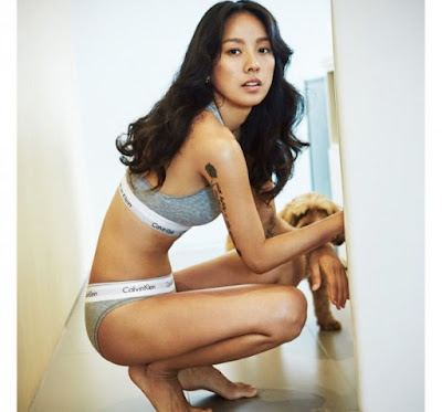 Hyori The Star July 2017