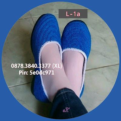 Sepatu Rajut Wanita Terbaru Model List ~ 0878.3840.3377 (XL)