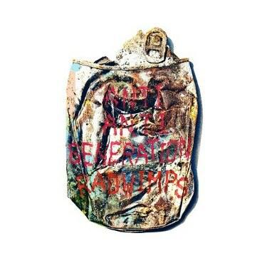 RADWIMPS - Anti Anti Generation (Album)