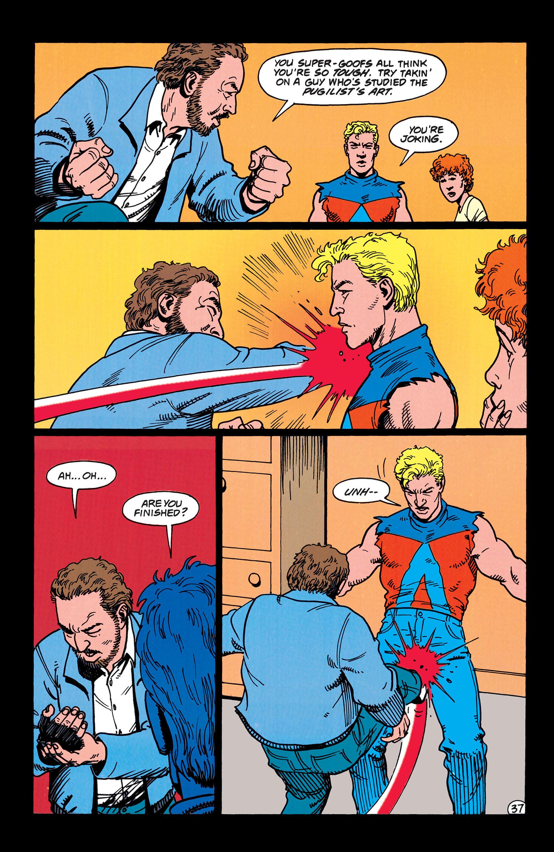Read online Animal Man (1988) comic -  Issue #50 - 37