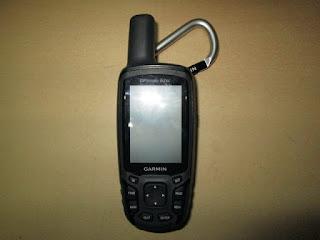 GPS Garmin 62sc Seken