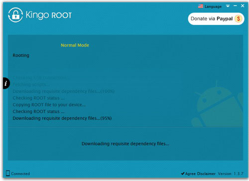 Root Lenovo K80 With KingRoot Android