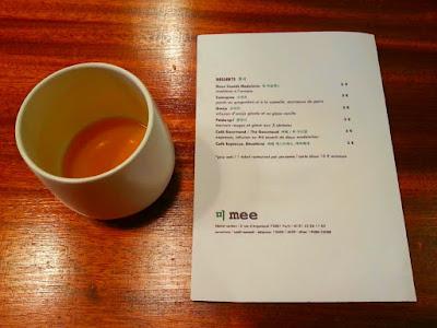 Le Chameau Bleu - Blog Gastronomie  Restaurant Coréen Mee Paris -Thé à la racine de sceau de Salomon - Mee Paris