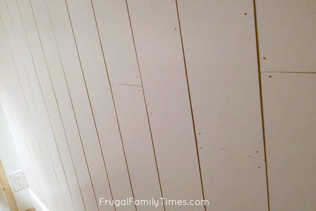 vertical shiplap seams