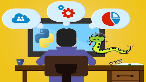 Master Python language - learn easily with practice sessions