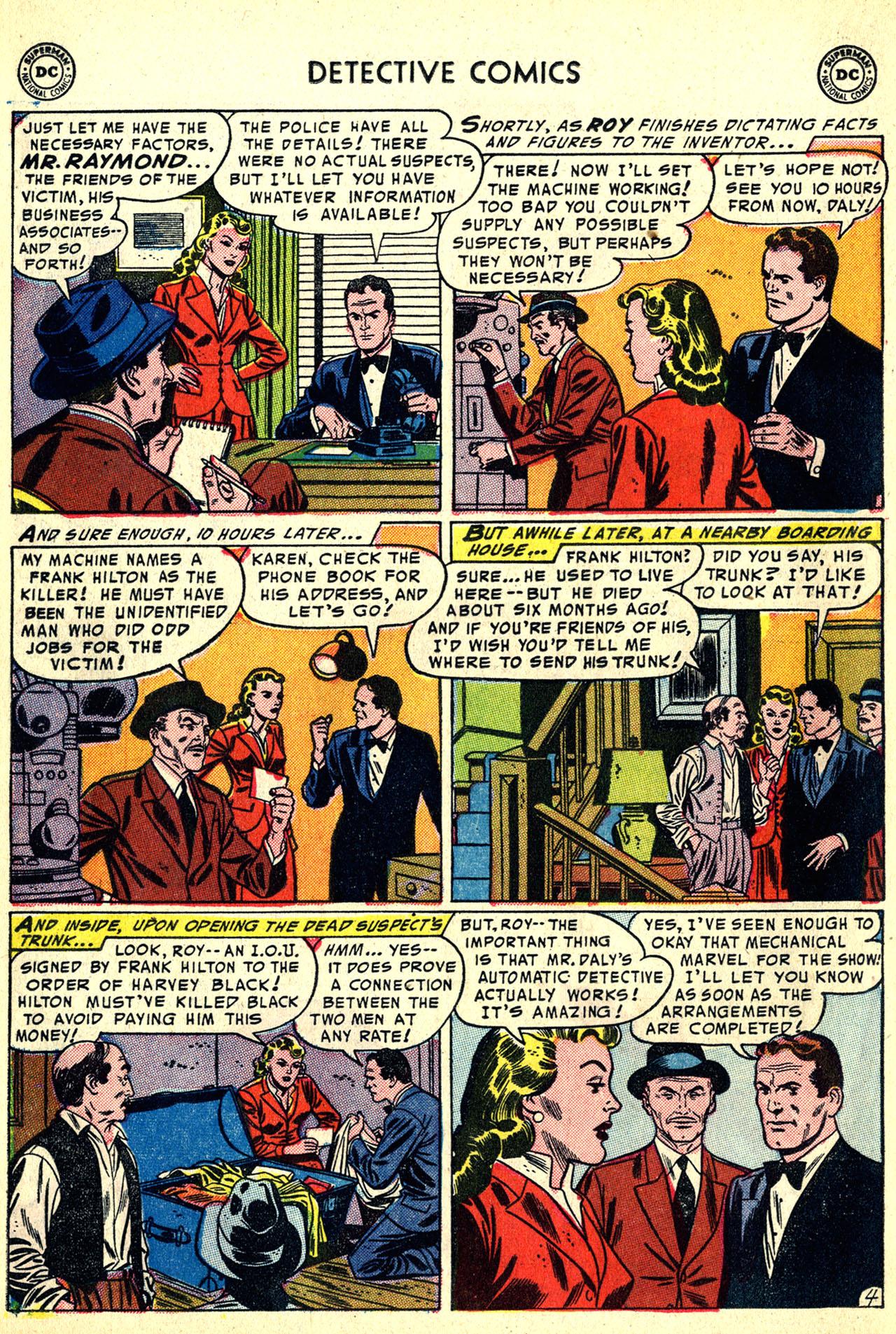 Detective Comics (1937) 208 Page 19