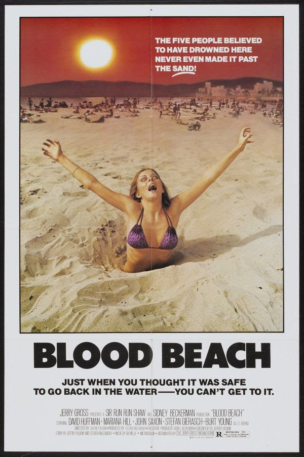 The B-Raters vs. Blood Beach