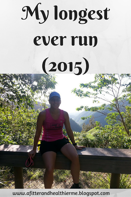 My Longest Ever Run
