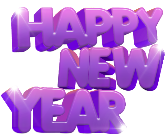Happy New Year 2017 3D Wallpapers