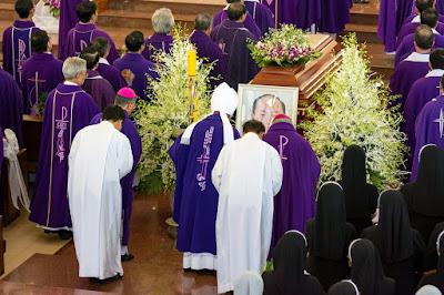 GP Bà Rịa: Thánh lễ an táng Cha Cố Phêrô Nguyễn Văn Giản - Ảnh minh hoạ 15