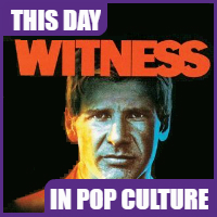 """Witness"" was released in theater on February 8, 1985."
