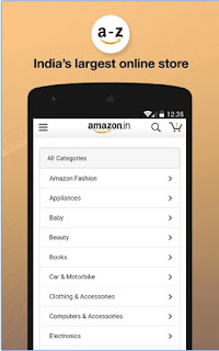 Amazon India Online Shopping apk largest online store