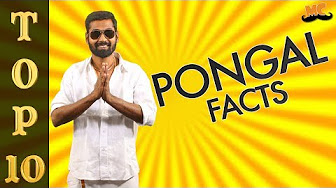 """TOP 10 PONGAL FACTS''  