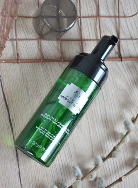 The Body Shop Drops of Youth Gentle Foaming Wash