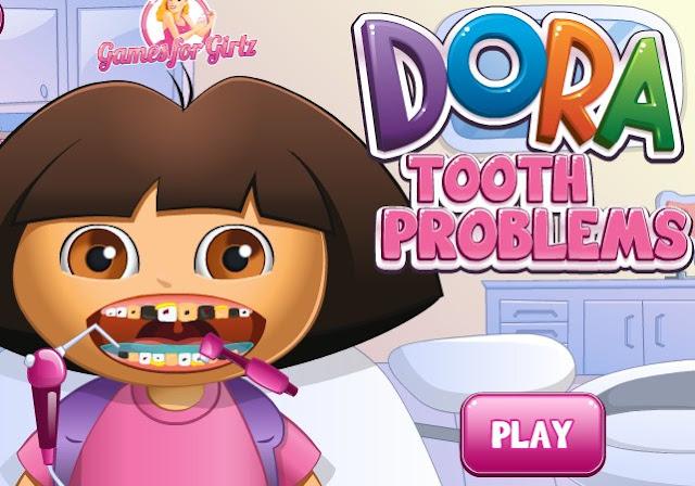 Dora Tooth Problems