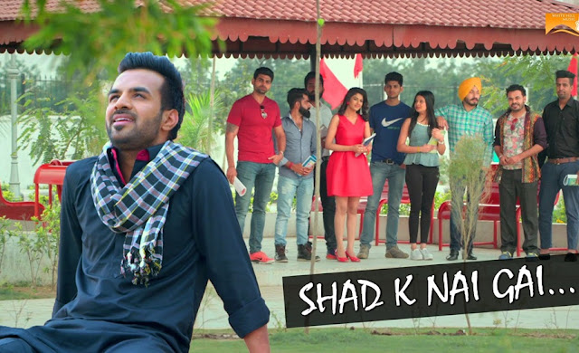 Shad K Nai Gai - Happy Raikoti - Teshan (2016) Watch HD Punjabi Song, Read Review, View Lyrics and Music Video Ratings