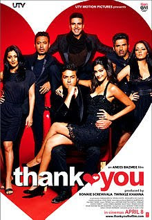 Thank You 2011 hindi movie free download, Thank You Bollywood Movie torrent free Download
