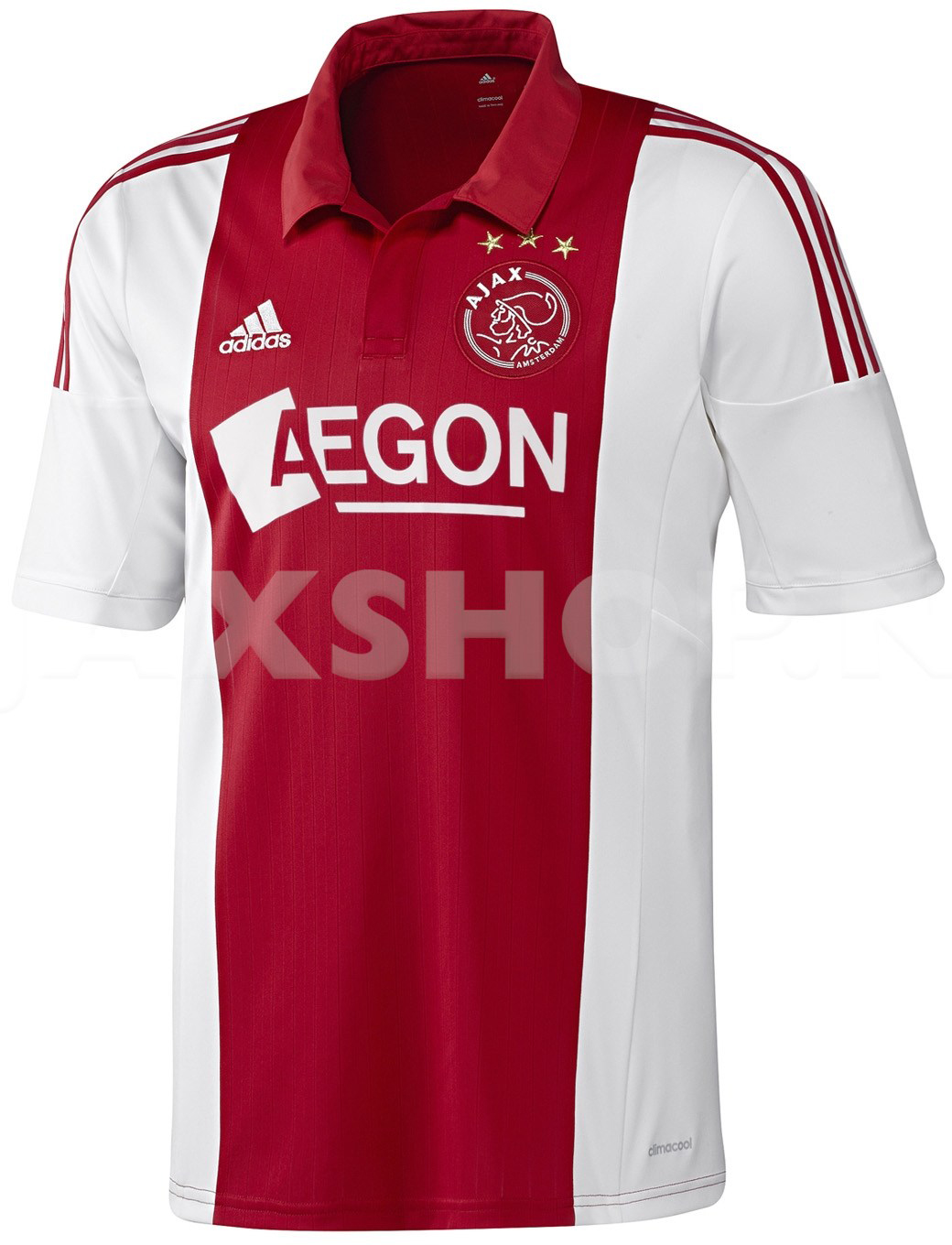 Ajax 14-15 Home And Away Kits Released