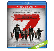 Los Siete Magnificos (2015) Full HD BRRip 1080p Audio Dual Latino/Ingles 5.1