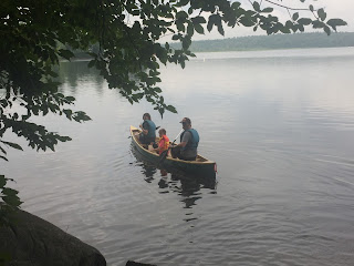 Canoe-Bantam-Lake-Connecticut