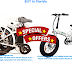 "Florida : ✔ 15 units of DJ Folding Bike 750W 48V 13Ah Power Electric Bicycle, Pearl - and - ECOTRIC 20"" New Fat Tire Folding Electric Bike Beach Snow ➤ 2020"