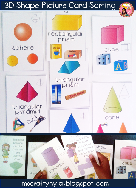 3D Shape memory game