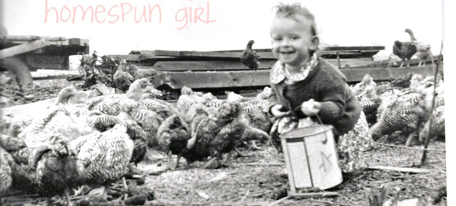 Homespun Girl