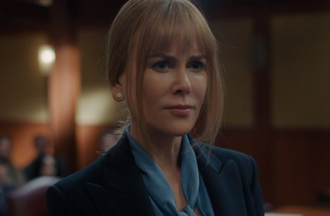 Performers of The Month - Staff Choice Most Outstanding Performer of July - Nicole Kidman