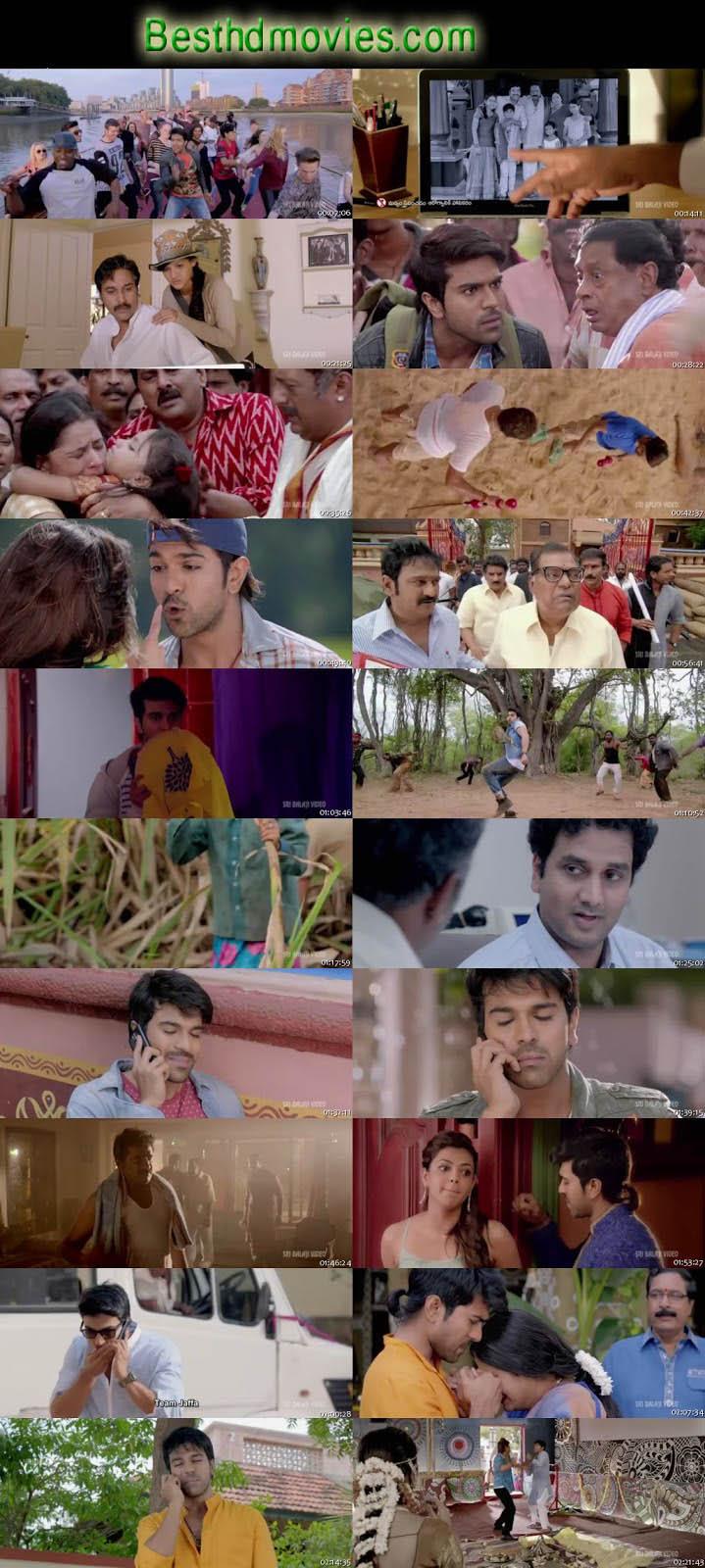 Govindudu Andarivadele 2014 Telugu