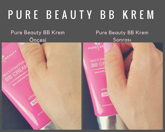 Pure Beauty Multifunction BB Cream