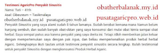 Pengobatan Sinusitis Herbal Paling Manjur