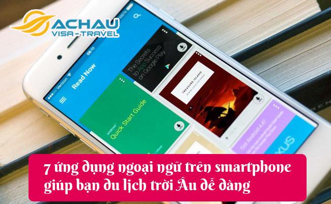 7 ung dung ngoai ngu tren smartphone