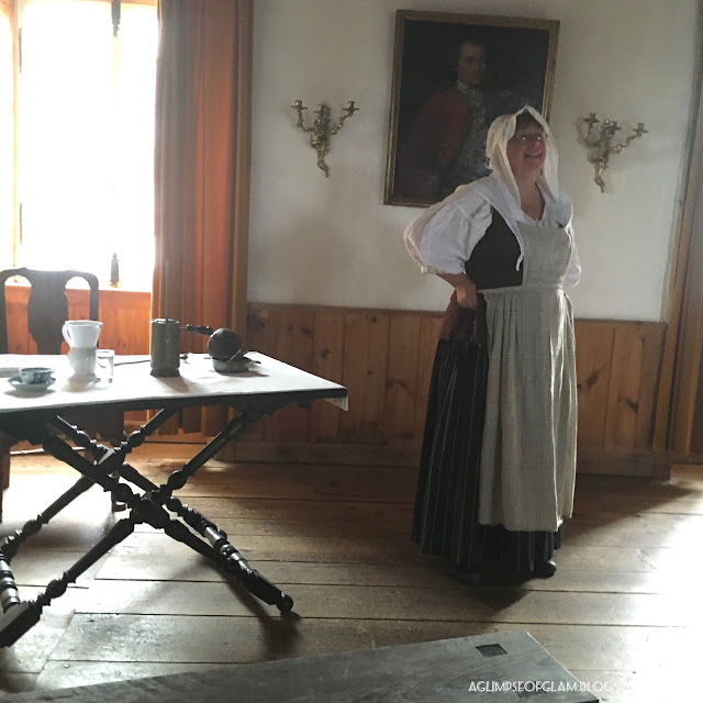 Fortress of Louisbourg Tour Nova Scotia - Andrea Tiffany A Glimpse of Glam