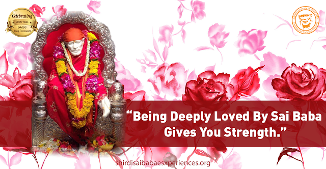 Prayer For My Husband's Long Life - Anonymous Sai Devotee