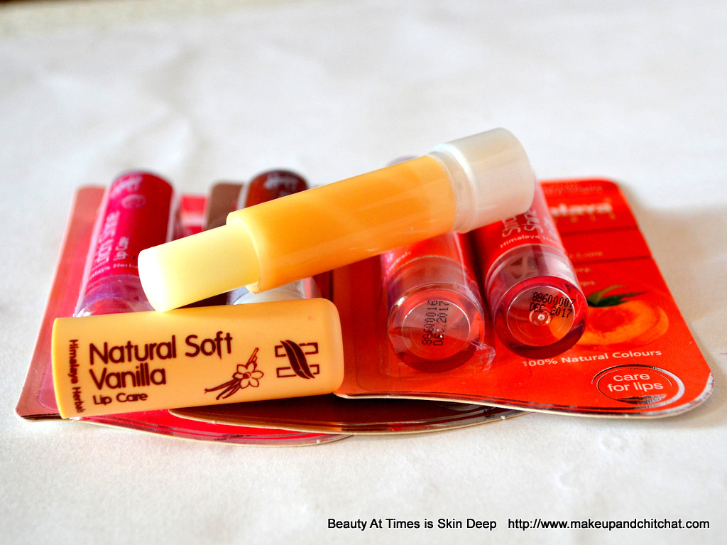 Himalaya Herbals Lip Care Vanilla