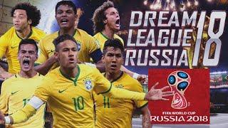 DLS Mod Apk Piala Dunia Rusia 2018 DATA + OBB Android Grafik Bagus