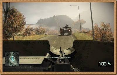 Battlefield Bad Company 2 Games Screenshots