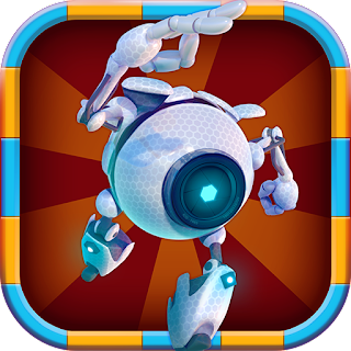 Download Game Robot Ico: Robot Run and Jump Apk v1.3 Mod Money