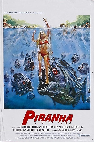 Piranha 1978 Filmes Torrent Download capa