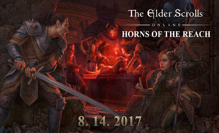 the elder scrolls online horns of the reach