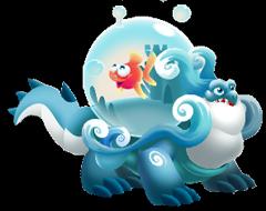 imagen del dragon simbiosis de dragon city