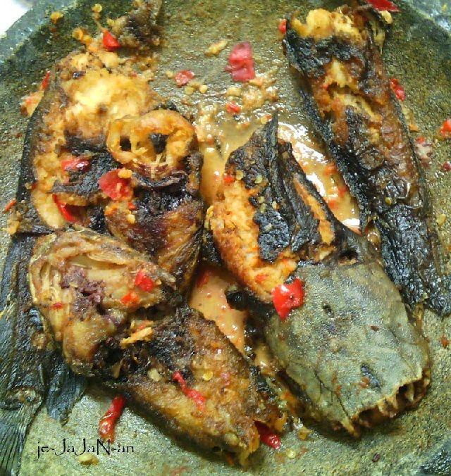 Resep Pecak Ikan Lele